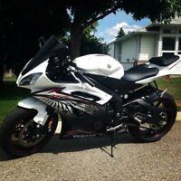2012 Yamaha YZFR6 *low kms