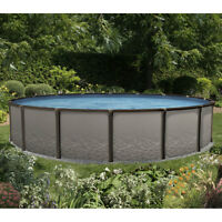 Above Ground Swimming Pool Blowout Sale - As Low as $699!