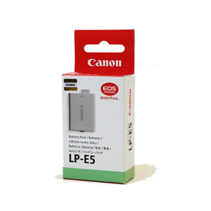 Battery Pack for Canon EOS REBEL T1i / XSi / XS