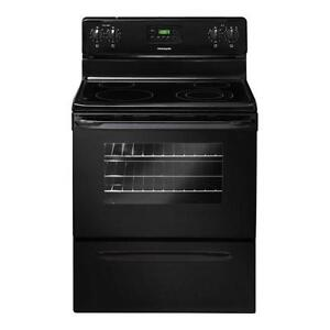 Frigidaire 30 in. 4.8 cu. ft. Electric Range in Black