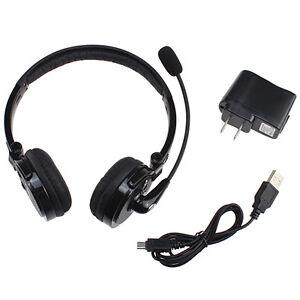 Z Parrot Headphones Ps3 Bluetooth Headphon...