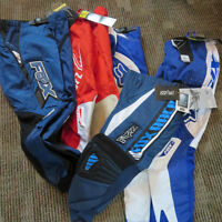 FOX - Kids Youth Motocross Dirt Bike Pants NEW $20