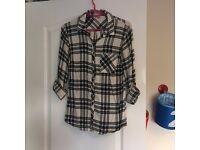 3x Ladies size 10 tops, Miss Selfridge/River Island