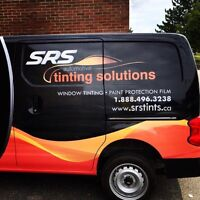 Car Tinting, Paint Protection Film & Vinyl Wraps