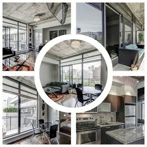Boutique condo in the heart of King West