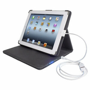 NEW Anytone Pandora Rotate Stand Powercase For iPad 2