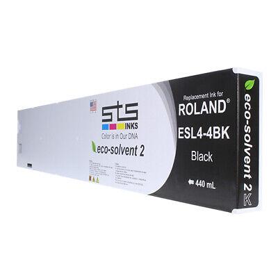 Roland Eco-sol Max 2 220ml Ink Black
