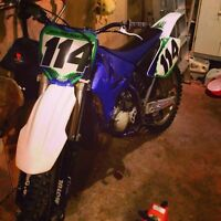Mint Condition YZ 125!