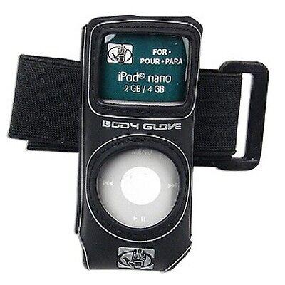 Fellowes Body Glove Scuba MP3Suit Case for iPod Nano 2nd Generation (Black) ()