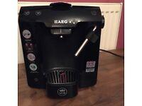 AEG favalo plus Lavazza coffee machine.