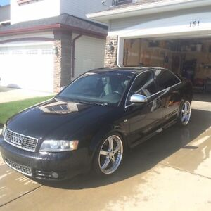2004 audi s4 v8 4.2L Project car, Or for parts.