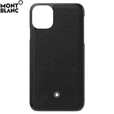 Montblanc Sartorial Hard Shell Phone Cover Case 127058 for Apple iPhone 11