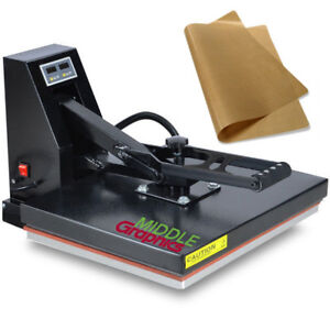 "New! 16x20""; heat press"