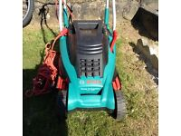 Lawnmower, hedge trimmers, grass trimmer Bosch