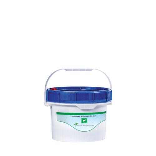 Solmetex 1.25 Gallon Amalgam Bucket ( PWS-AB-1 )