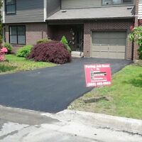 Ashpalt Paving- Amerco Contracting - call today- FREE ESTIMATES