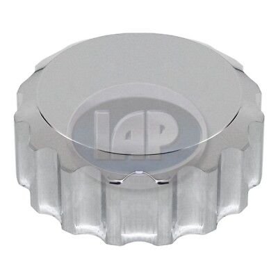Chrome Stock Oil Cap For Air Cooled Fits VW Bug Beetle 1955-1974 # CPR115216-BU