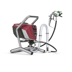 TITAN AIRLESS PAINT SPRAYER 1700 CONTROL MAX