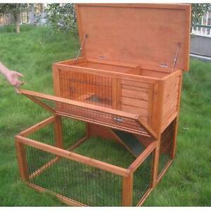 ♦♦♦ Rabbit Hutch + Run New In Box ♦♦♦ Londonderry Penrith Area Preview