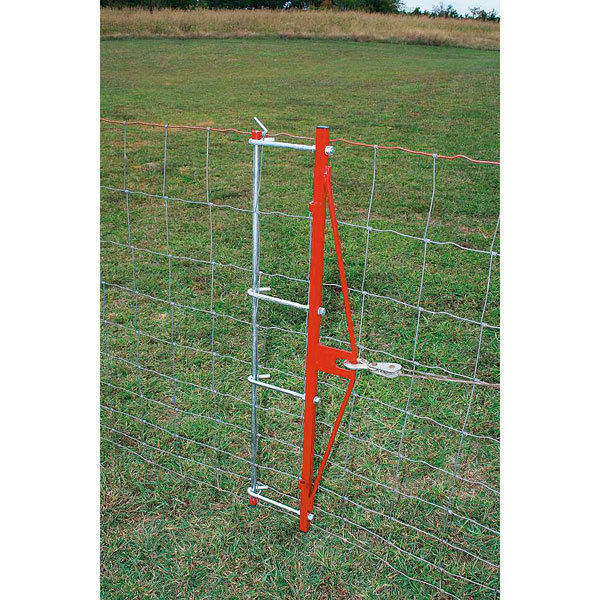 Pajik Fence Stretcher Steel Fence Pulling Made in USA Reinforce Tension
