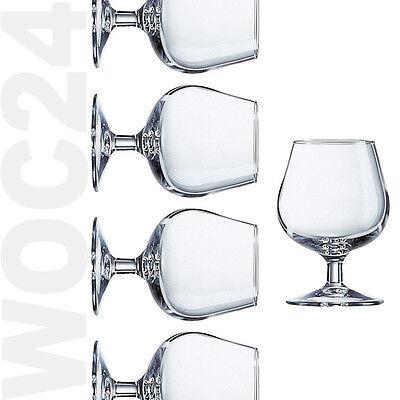 6 Cognacgläser 15 cl Cognacschwenker zur Degustation Cognac Glas Gläser Cognac Glas