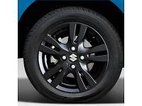 Wanted (Suzuki Black Alloy wheels)