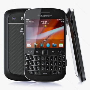 NEW BLACKBERRY 9900 BOLD UNLOCKED BLACK 8GB SMARTPHONE QWERTY UK SELLER CHEAP