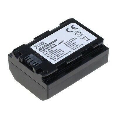 Original OTB Batería Para Sony NP-FZ100 Alpha 7 7R 9