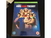 The Big Bang Theory Complete 7th Series Blu-Ray Disc