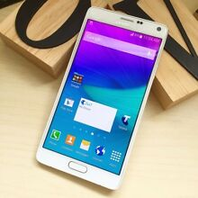 Brand new Samsung Galaxy Note 4 white 32G UNLOCKED replacement Calamvale Brisbane South West Preview