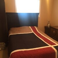 Furnished room for rent available Dec. 1 500$ all inclusive