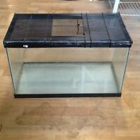 Used 20 gal with screen