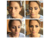 £12full face makeup application./£15 with lashes