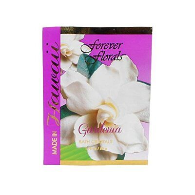 Forever Florals Bath Crystals Gardenia 12 Pack
