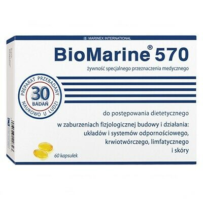 BioMarine 570, 60 capsules