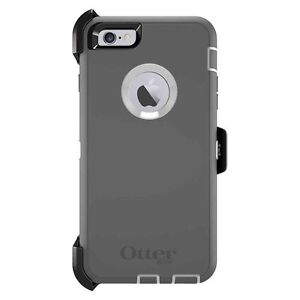 OtterBox Rugged Protection Grey 6/6s Plus  Windsor Region Ontario image 3