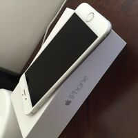 Rogers iPhone 6 silver 64gb mint for sale OR trade for plus ONLY