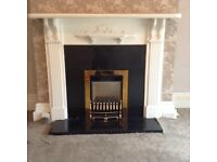 Period fire surrounds