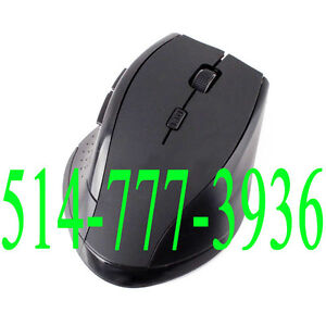 Wireless Mouse Gamer Portable 2.4GHz Tablette Pc style logitech