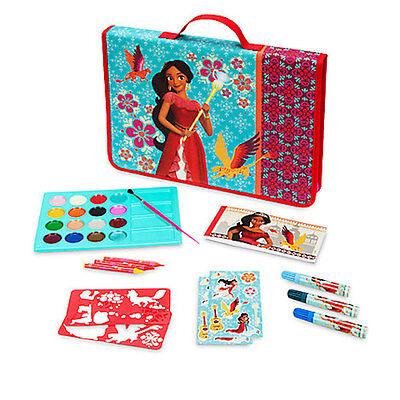 NWT Disney Store Elena of Avalor ART Folio Zip UP case School Supplies](School Store Supplies)