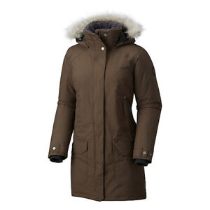 Columbia Women's Icelandite TurboDown Hooded Parka(Like new, M)