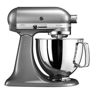KitchenAid ARTISAN Küchenmaschine 5KSM125ECU Factory Serviced 4,8L