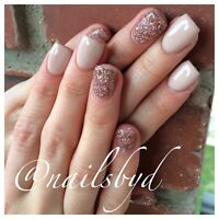 Gel nails ! Accepting new daytime & evening clients!