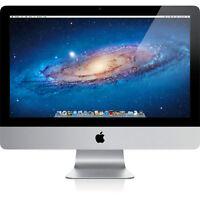 iMac 21.5-inch, Mid 2012 2.5 GHz Intel Core i5 8 GB 1333 MHz