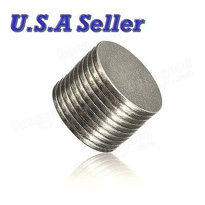 5pcs 20mm X 2mm N50 Super Strong Round Disc Rare Earth Neodymium Magnets Usa