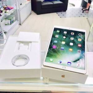 AS NEW IPAD PRO 10.5-INCH GOLD 256GB WI-FI/CELL TAX INVOICE Surfers Paradise Gold Coast City Preview