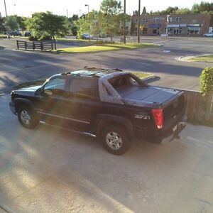 $1000 this weekend. Chev Avalanche