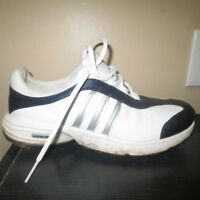 LADIES ADIDAS GOLF SHOES SIZE 8.5