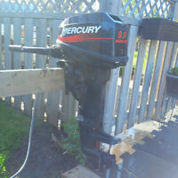 2001 Mercury 9.9 hp outboard