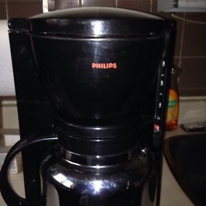 10 cup Philips Coffee Maker. Asking 30.00/OBO